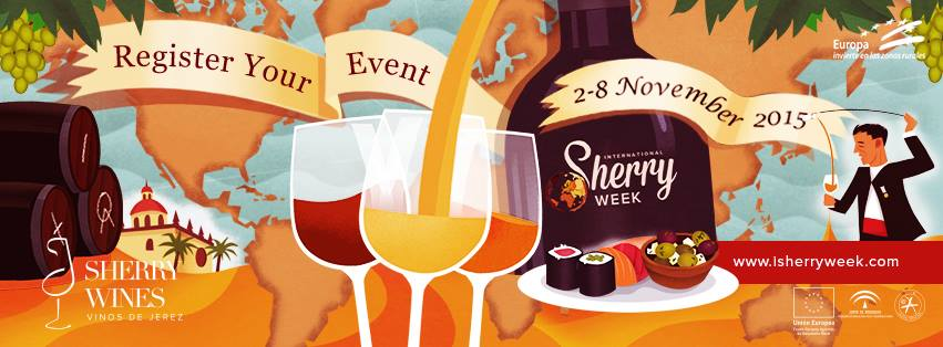 Sherry Week Sushi and Fino Campaign
