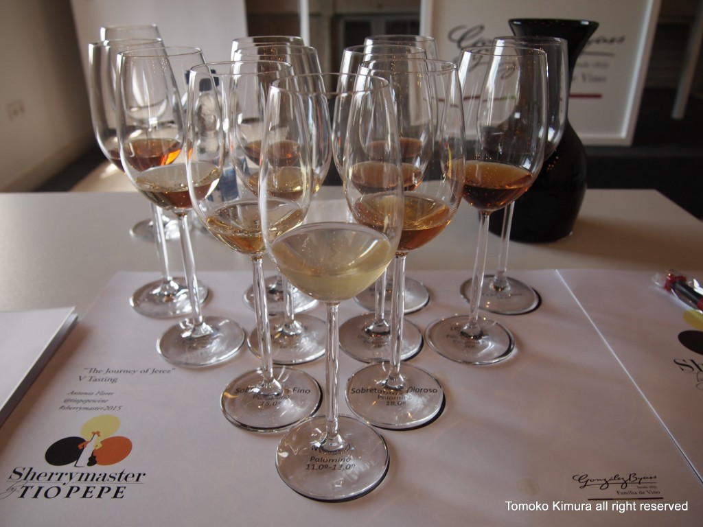 "V-tasting ""The Journey of Jerez"""