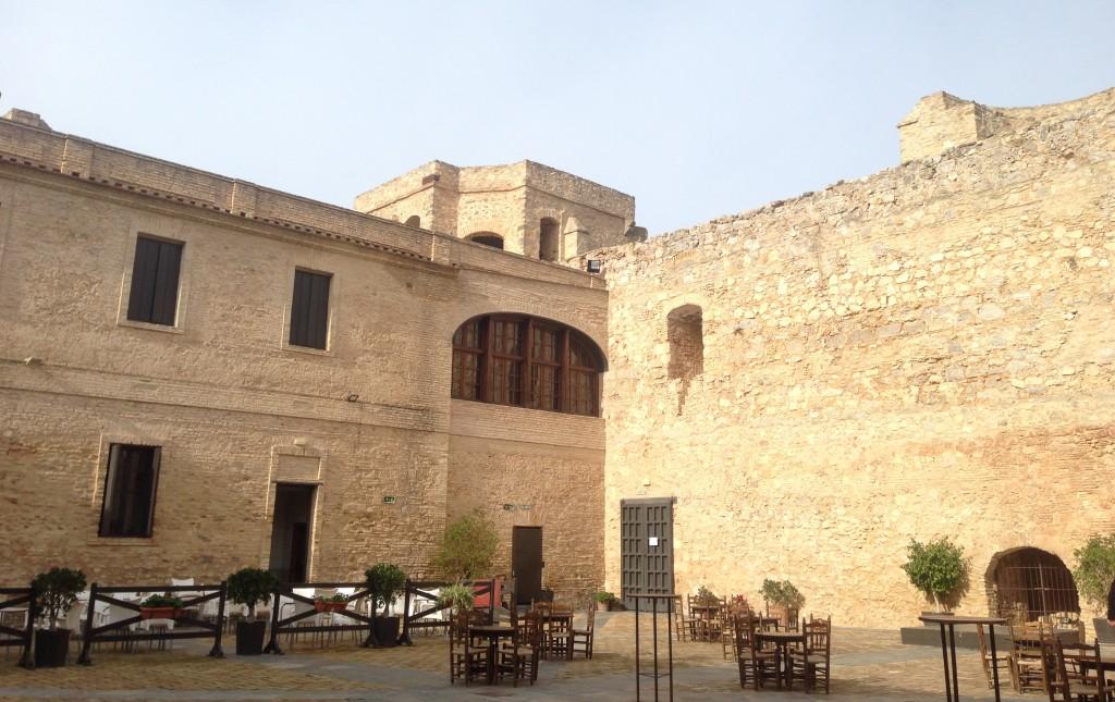 Sanlucar Castillo de Santiago