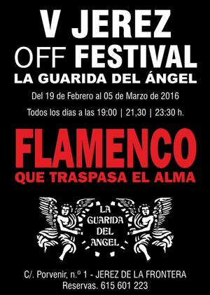 2016 off flamenco festival