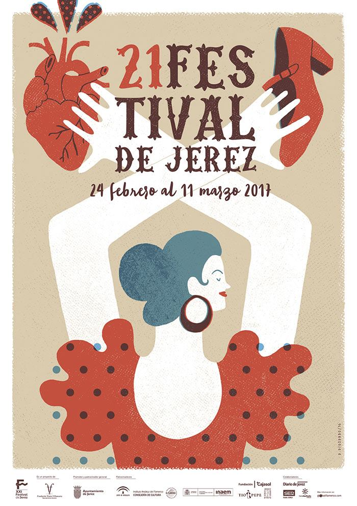Festival de Jerez 2017 Program