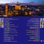 2019 Event Calendar in Jerez